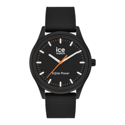Ice-Watch ICE Solar Power Zwart horloge IW018392