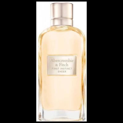 Abercrombie & Fitch First Instinct Sheer Woman Eau De Parfum Spray 100 ml