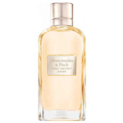 Abercrombie & Fitch First Instinct Sheer Woman Eau De Parfum Spray 50 ml