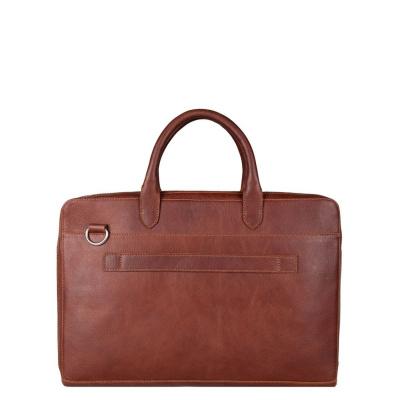 Cowboysbag  Cognac Laptoptas 3131-000300