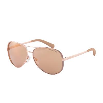 Michael Kors Chelsea zonnebril Rose Gold/Taupe MK5004 1017R1