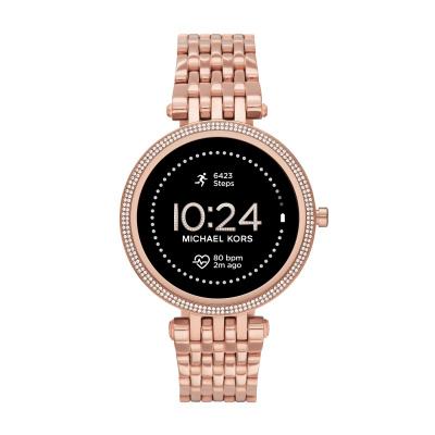 Michael Kors Gen 5E Darci Display Smartwatch MKT5128