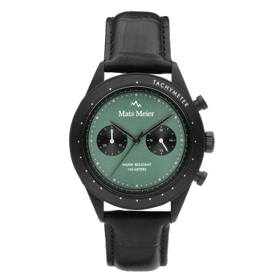Mats Meier Arosa Racing Chrono horloge MM50004