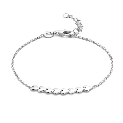 May Sparkle Happiness Sunny 925 Sterling Zilveren Armband MS320020 (Lengte: 16.50-19.50 cm)