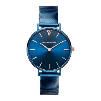 Paul Valentine Blue horloge PV324131