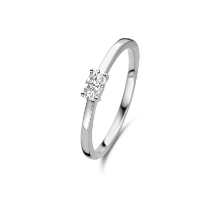 Parte Di Me Bella Vita Milena 925 Sterling Zilveren Ring PDM33010