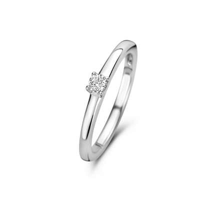 Parte Di Me 925 Sterling Zilveren Bella Vita Milena Ring PDM1300006
