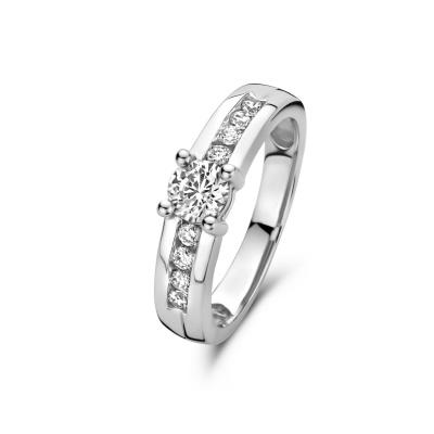 Parte Di Me 925 Sterling Zilveren Ponte Vecchio Uffizi Ring PDM1308543
