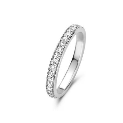 Parte Di Me 925 Sterling Zilveren Bella Vita Lia Ring PDM1323871