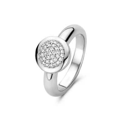 Parte Di Me 925 Sterling Zilveren Bella Vita Lia Ring PDM1327868