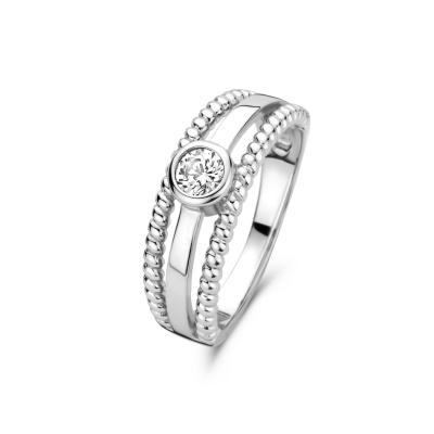 Parte Di Me 925 Sterling Zilveren Bella Vita Marina Ring PDM1329257