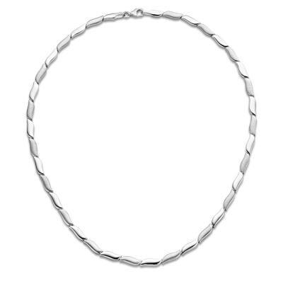 Parte Di Me Bibbiena Poppi 925 Sterling Zilveren Ketting PDM32010 (Lengte: 45.00 cm)