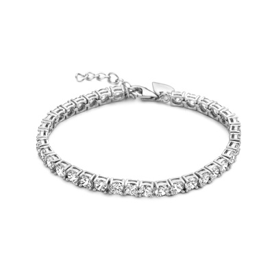 Parte Di Me Cento Luci Mila 925 Sterling Zilveren Armband PDM32026
