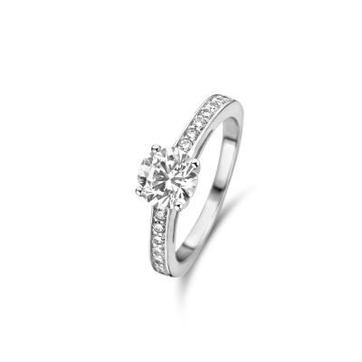 Parte Di Me 925 Sterling Zilveren Luce Mia Chiara Ring PDM33001