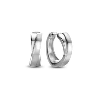 Parte Di Me Bibbiena Poppi 925 Sterling Zilveren Oorbellen PDM36028