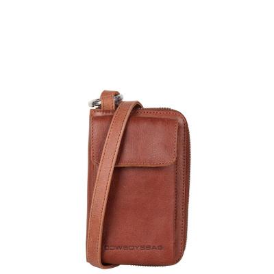Cowboysbag  Cognac Crossbody Portemonnee 3129-000300