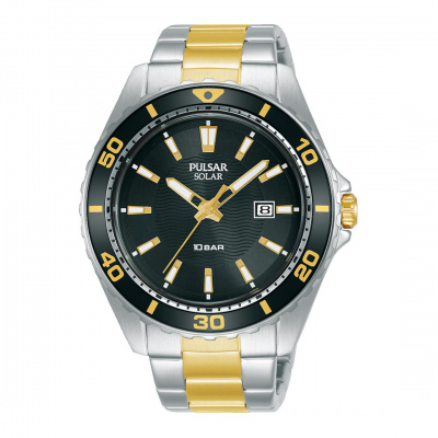 Pulsar Solar Heren horloge PX3243X1