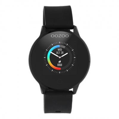 OOZOO Zwart Display Smartwatch Q00115