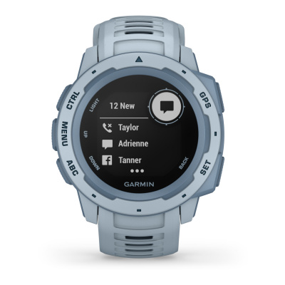 Garmin Instinct Sea Foam Smartwatch 010-02064-05