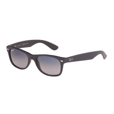 Ray-Ban New Wayfarer zonnebril Matte Black RB2132 601S78