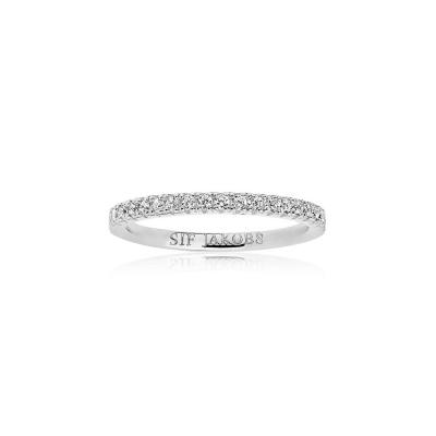 Sif Jakobs Ellera Ring 925 Sterling Zilver SJ-R2869-CZ