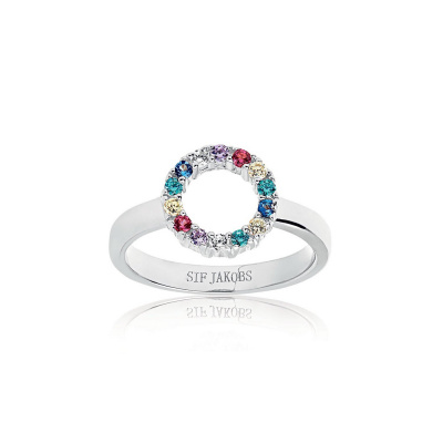 Sif Jakobs Biella Piccolo Ring 925 Sterling Zilver SJ-R337-XCZ