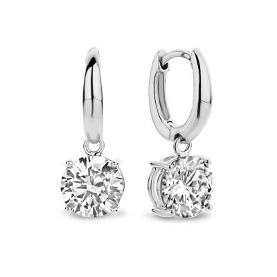 Selected Jewels Mila Elodie 925 sterling zilveren creolen SJ0210183