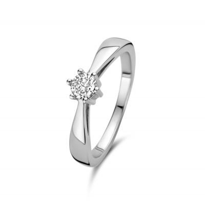 Selected Jewels 925 Sterling Zilveren Emily Ring SJ0210303