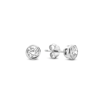 Selected Jewels Zirkonia Oorbellen 1301005