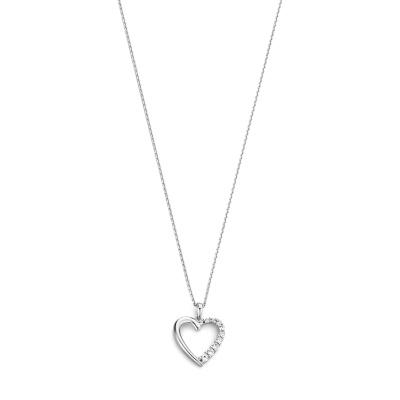 Selected Jewels Anchor Heart Collier Dames 1320466 (45.00 cm)