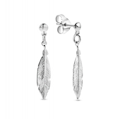 Selected Jewels Julie Lucie 925 sterling zilveren oorhangers SJ1323926