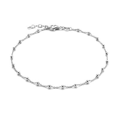 Selected Jewels Léna Nina 925 Sterling Zilveren Enkelbandje SJ310013