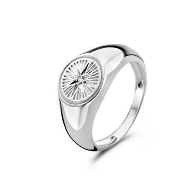 Selected Jewels Lená Rose 925 Sterling Zilveren Ring  SJ300024