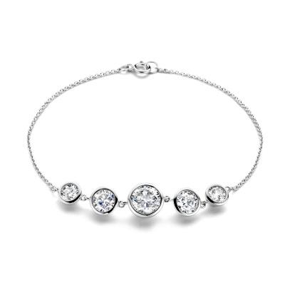 Selected Jewels Mila Elodie 925 Sterling Zilveren Armband SJ320023