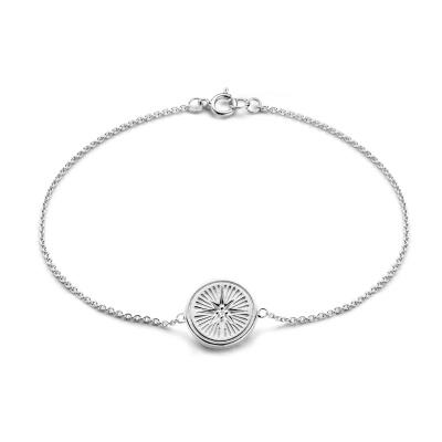 Selected Jewels Lená Rose 925 Sterling Zilveren Armband SJ320025