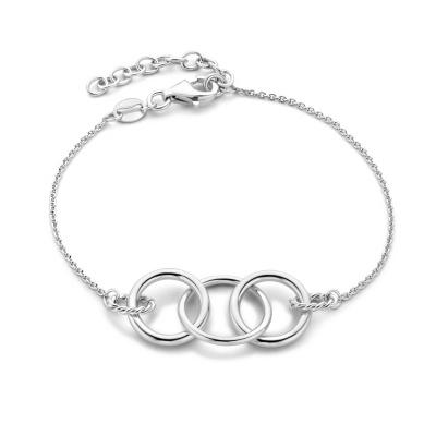 Selected Jewels Zoé 925 Sterling Zilveren Armband SJ320030