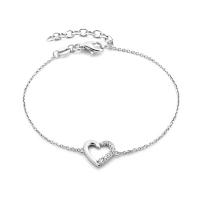 Selected Jewels Aimée 925 Sterling Zilveren Armband SJ320036