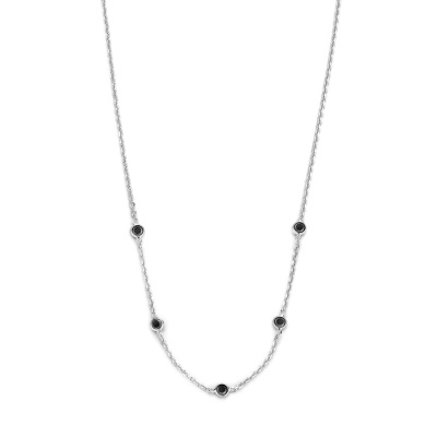 Selected Jewels Mila Sophie 925 sterling zilveren ketting SJ340004