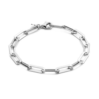 Selected Jewels Lizzy Juna 925 Sterling Zilveren Armband SJ340005 (Lengte: 19.00 cm)