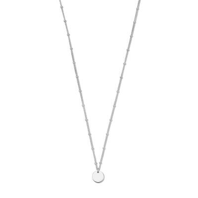 Selected Jewels Lizzy Maja 925 Sterling Zilveren Ketting SJ340009 (Lengte: 40.00-44.00 cm)
