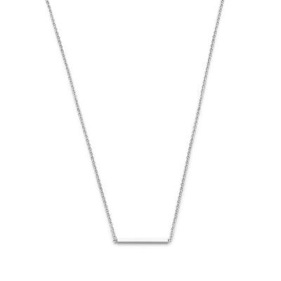 Selected Jewels Julie Charlotte 925 Sterling Zilveren Ketting SJ340018