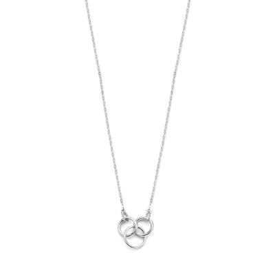 Selected Jewels Zoé 925 Sterling Zilveren Ketting SJ340042