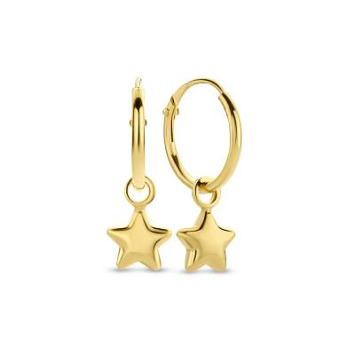 Selected Jewels Lizzy Maja 925 Sterling Zilveren Oorbellen SJ360022