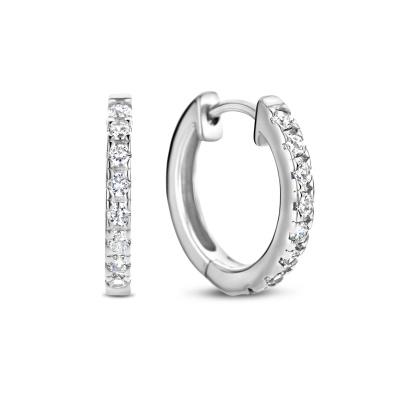 Selected Jewels Mila Elodie 925 Sterling Zilveren Creolen SJ360075
