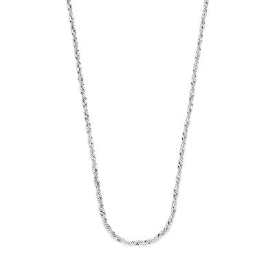 Selected Jewels 925 Sterling Zilveren Jolie Ketting SJ0210212 (Lengte: 45.00 cm)