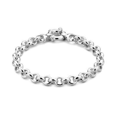 Selected Jewels 925 Sterling Zilveren Flore Armband SJ0210250 (Lengte: 20.00 cm)