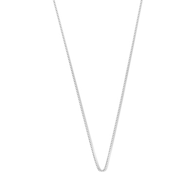 Selected Jewels 925 Sterling Zilveren Soof Ketting SJ0210253 (Lengte: 45.00 cm)
