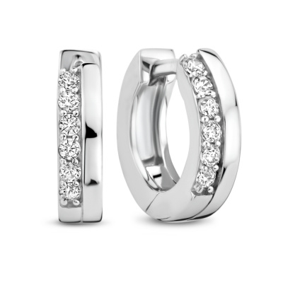 Selected Jewels 925 Sterling Zilveren Lois Oorbellen SJ0210259
