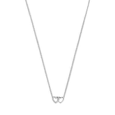 Selected Jewels 925 Sterling Zilveren Nena Ketting SJ0210270 (Lengte: 40.00-44.00 cm)