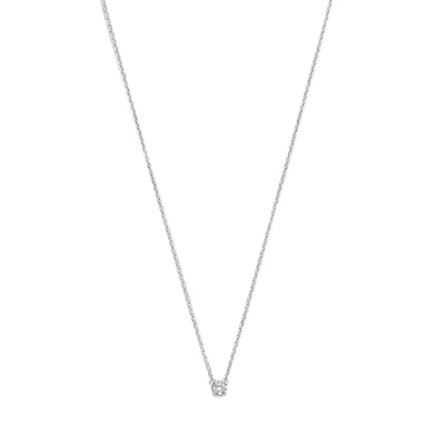 Selected Jewels 925 Sterling Zilveren Liss Ketting SJ0210280 (Lengte: 41.00-45.00 cm)